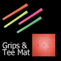 Grips and Tee Mat