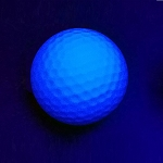 Black Light White Ball