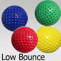 Low Bounce Balls